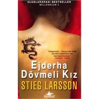 Kitap Önerisi : Ejderha Dövmeli Kız