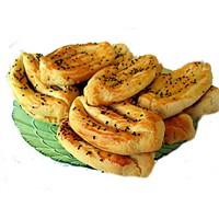 Tatlı tuzlu kurabiye