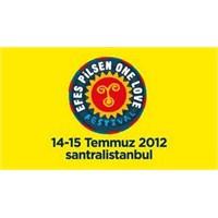 Kaiser Chiefs Ve Kimbra, Efes One Love Festivalde