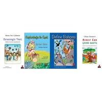 Kırmızı Kedi'den Çocuklara Dört Yeni Kitap