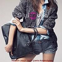 2012 Yılının Kocaman Çantaları Ve Mango