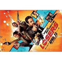 The Losers DVDsi Çıkıyor