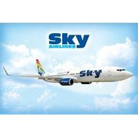 İlk Yeşil Havayolumuz Sky Airlines Oldu