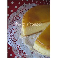 Portakal Soslu(Pelteli) Cheesecake