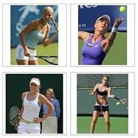 Tenisçi Güzeller