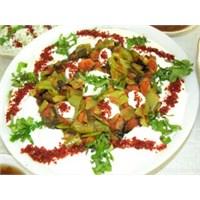 Patlıcan Borani Tarifi