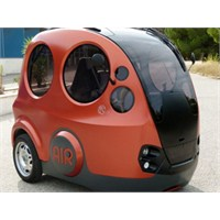 Deposu 4tl'ye Dolan Otomobil: Tata Airpod!