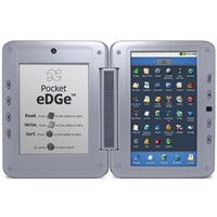 "Pocket Edge 7.0"" Black Dual Book"