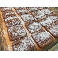 Mısır Nişastalı Bisküvili Kek