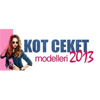 Kot Ceket Modelleri 2013