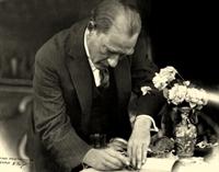 Mustafa Kemal Atatürk ün Yazdığı Mektuplar