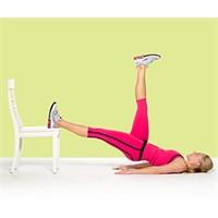 Kalçaları Sıkılaştırma İçin Özel Egzersizler!