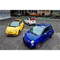 Abd'ye 500 Modeliyle Dönen Fiat,kendi Satış Rekoru