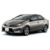 2013 Yeni Kasa Toyota Corolla'nın İlk İzi