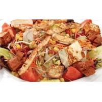 Ton Balıklı Kıtır Salata