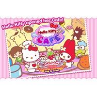 Acıktıran Oyun Hello Kitty Cafe