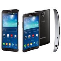 İlk Kavisli Ekranlı Telefon: Samsung Galaxy Round