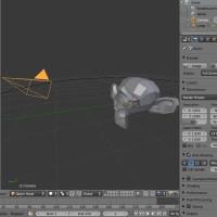 Blender 3d İle Kamera Animasyonu Yapalım