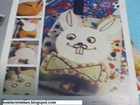 Tavşan Pasta..