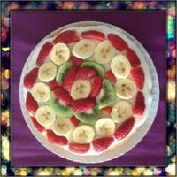 Meyveli Tart- Yapımı Çok Kolay !!!