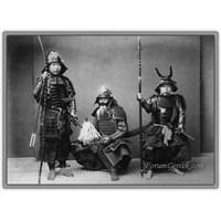 Japon Savaşçı Sınıfı Üyeleri | Samuraylar