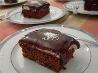 Çikolatalı Ağlayan Kek