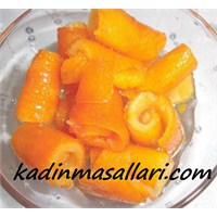 Portakal Kabuğu Reçelii