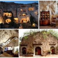 Kapadokyanın İlginç Mekanları