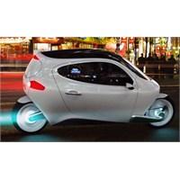 Devrilmeyen Elektrikli Scooter