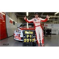 2013 Wtcc Sezonunda Şampiyon Yvan Muller !!