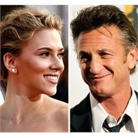 Scarlett Johansson Ve Sean Penn Birlikte Mi?