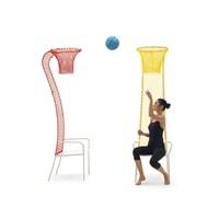 Tembel Basketbolculara Özel Sandalye