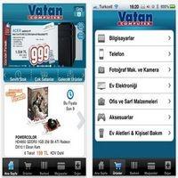 İphone Ve İpad İçin Vatan İ-store Yayınlandı...