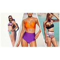 2013 Farklı Alt Ve Üst Bikini Modası