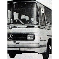 Mercedes'in İlk Televizyonu!!!