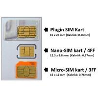 İphone 5 Ve Nanosim Kart, Türkiye Durumu