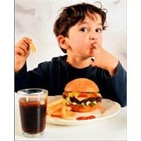 Hamburger Seven Çocukta Astım Riski Artıyor