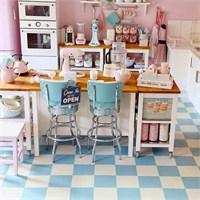 Masal Tadında Mutfak Dekorasyonu