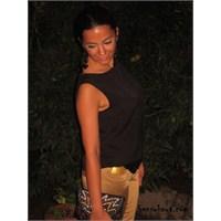 Kombin Önerileri 32 : Gold Saten Pantolon !!!