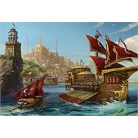 Osmanlı Donanmaları Mavi Sularda