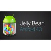 Android 4.3 İle Gelen Yenilikler