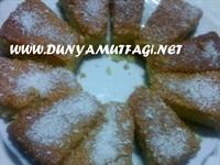 Nemmura Tatlısı ( Arap Mutfagı)
