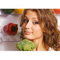 Besinler İçin Sağlıklı Saklama Yolları