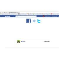 3 Adımda Facebook Hesabını Twitter'a Bağlamak