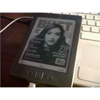Benim De Artık Bir Kindle'ım Var!