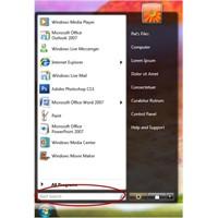 Windows 7'de Başlangıç Programları Nasıl Silinir?