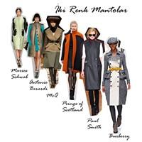 Londra Moda Haftası Trend Raporu