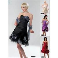 First Lady Kısa Abiye Elbise Modelleri