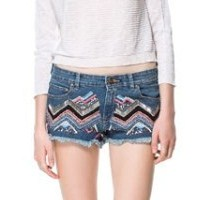 Zara Yaz Sezonu Şort Ve Pantolonları