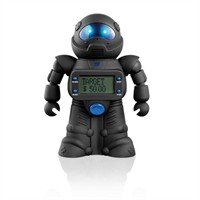 Digital Coin Counting Robot Bank